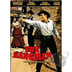 Hangman DVD Cover Art