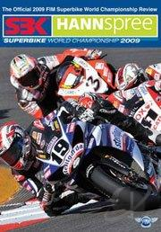 World Superbike Review 2009 DVD Cover Art