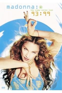 Madonna - The Video Collection 93-99 DVD Cover Art