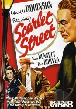 Scarlet Street DVD Cover Art