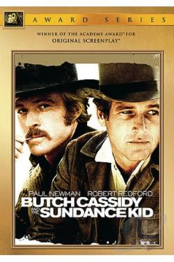 Butch Cassidy and the Sundance Kid DVD Cover Art