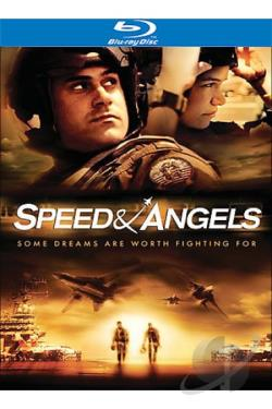 Speed and Angels BRAY Cover Art