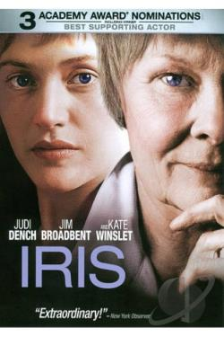 Iris: A Memoir of Iris Murdoch DVD Cover Art