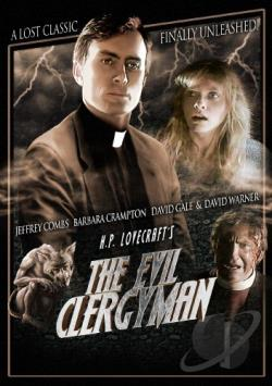 Evil Clergyman DVD Cover Art