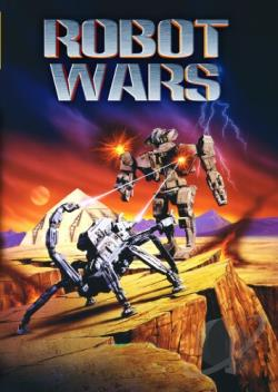 Robot Wars DVD Cover Art