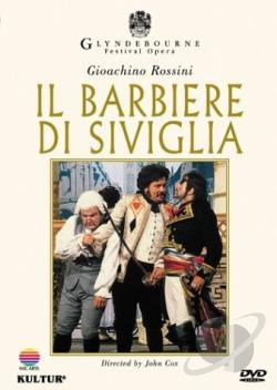 Barber of Seville DVD Cover Art