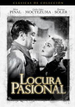Locura Pasional DVD Cover Art
