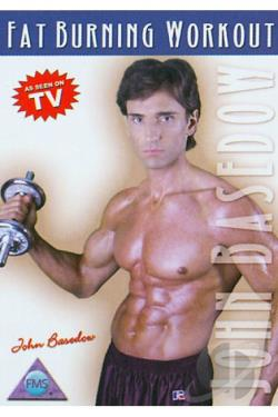 John Basedow - Fat Burning Workout DVD Cover Art