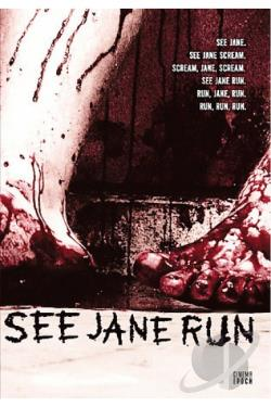 See Jane Run DVD Cover Art