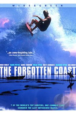 Forgotten Coast DVD Cover Art