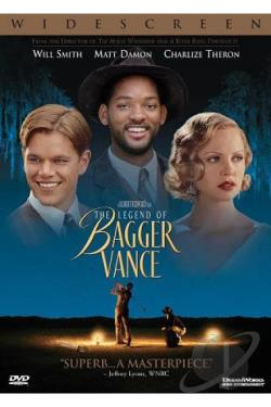 Legend of Bagger Vance DVD Cover Art