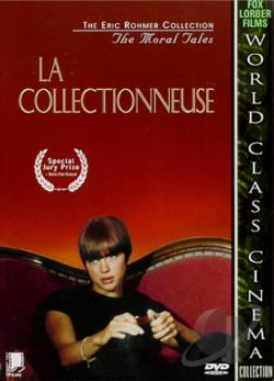 Collectionneuse DVD Cover Art