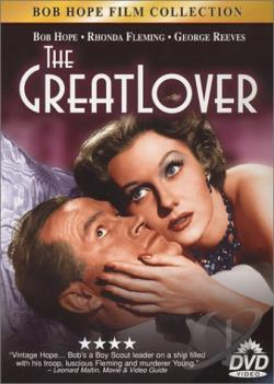 Great Lover DVD Cover Art