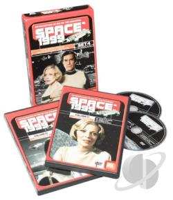 Space: 1999 - Set Four DVD Cover Art