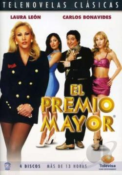 Premio Mayor DVD Cover Art
