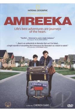 Amreeka DVD Cover Art