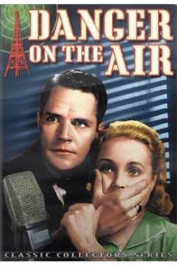 Danger on the Air DVD Cover Art