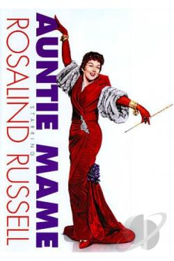 Auntie Mame DVD Cover Art