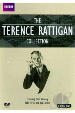 Terence Rattigan Collection DVD Cover Art