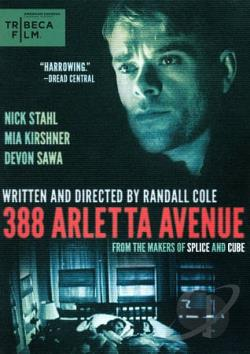 388 Arletta Avenue DVD Cover Art