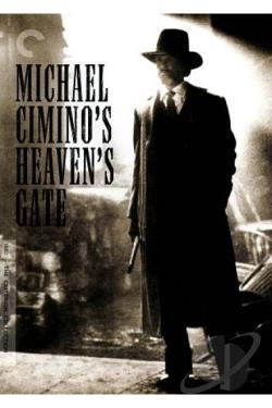 Heaven's Gate DVD Cover Art