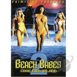Beach Babes 2: Cave Girl Island DVD Cover Art