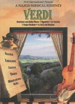 Naxos Musical Journey, A - Verdi: Overtures and Ballet Music DVD Cover Art