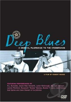 Deep Blues DVD Cover Art