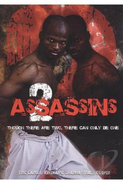 2 Assassins DVD Cover Art