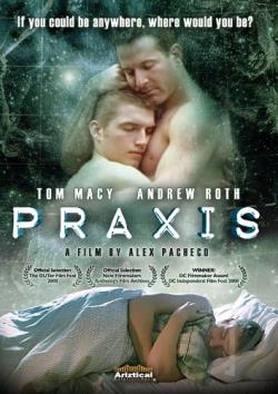 Praxis DVD Cover Art