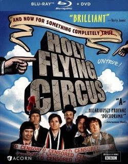 Holy Flying Circus BRAY Cover Art