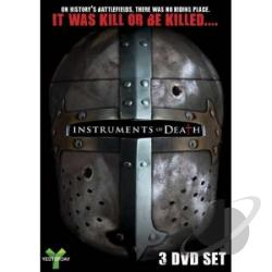 Instruments Of Death DVD Cover Art