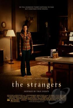 Strangers DVD Cover Art