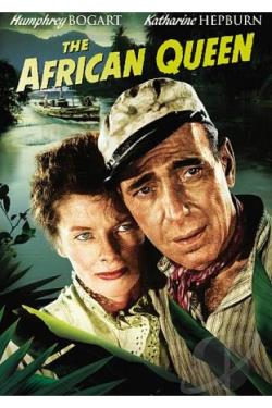 African Queen DVD Cover Art