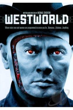 Westworld DVD Cover Art