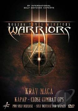 Modern Times Warriors: Krav Maga - Kapap Close Combat Ops DVD Cover Art