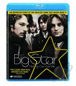 Big Star: Nothing Can Hurt Me BRAY Cover Art