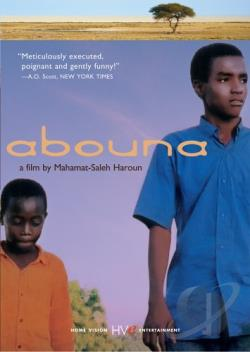 Abouna DVD Cover Art