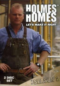 Holmes on Homes - Let's Make it Right: Season 2 DVD Cover Art