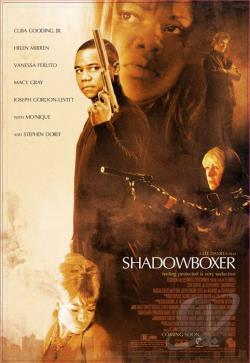 Shadowboxer DVD Cover Art