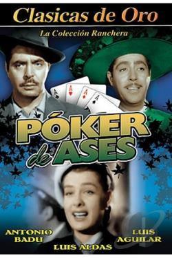 Poker De Ases DVD Cover Art
