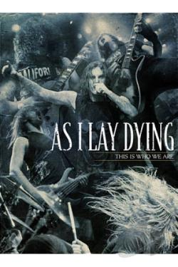 As I Lay Dying - This Is Who We Are DVD Cover Art