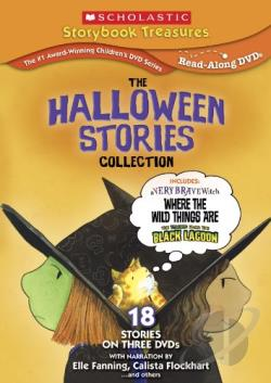 Halloween Stories Collection DVD Cover Art