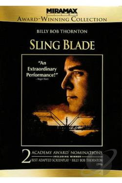 Sling Blade DVD Cover Art