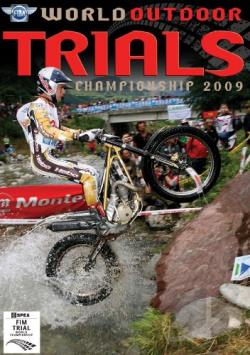 World Outdoor Trials Championship 2009 DVD Cover Art