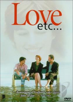 Love, Etc. DVD Cover Art