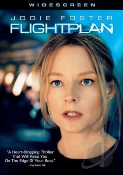 Flightplan DVD Cover Art