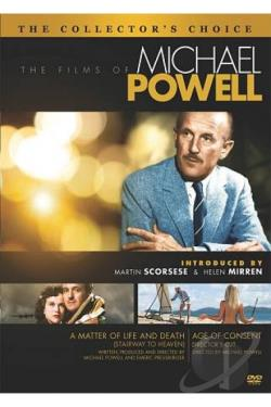Films Of Michael Powell - Age Of Consent / Stairway To Heaven DVD Cover Art