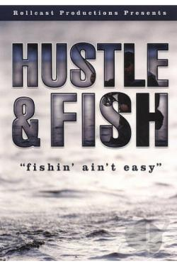 Hustle And Fish DVD Cover Art