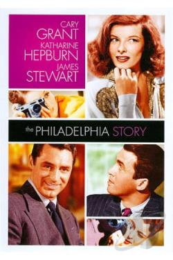 Philadelphia Story DVD Cover Art